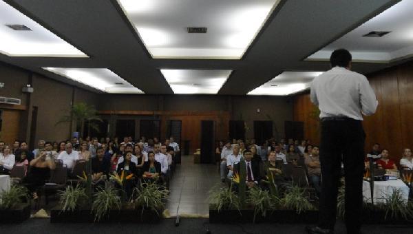 2011 - 13 de Outubro - Dia do Corretor de Seguros e Palestra com André Santos