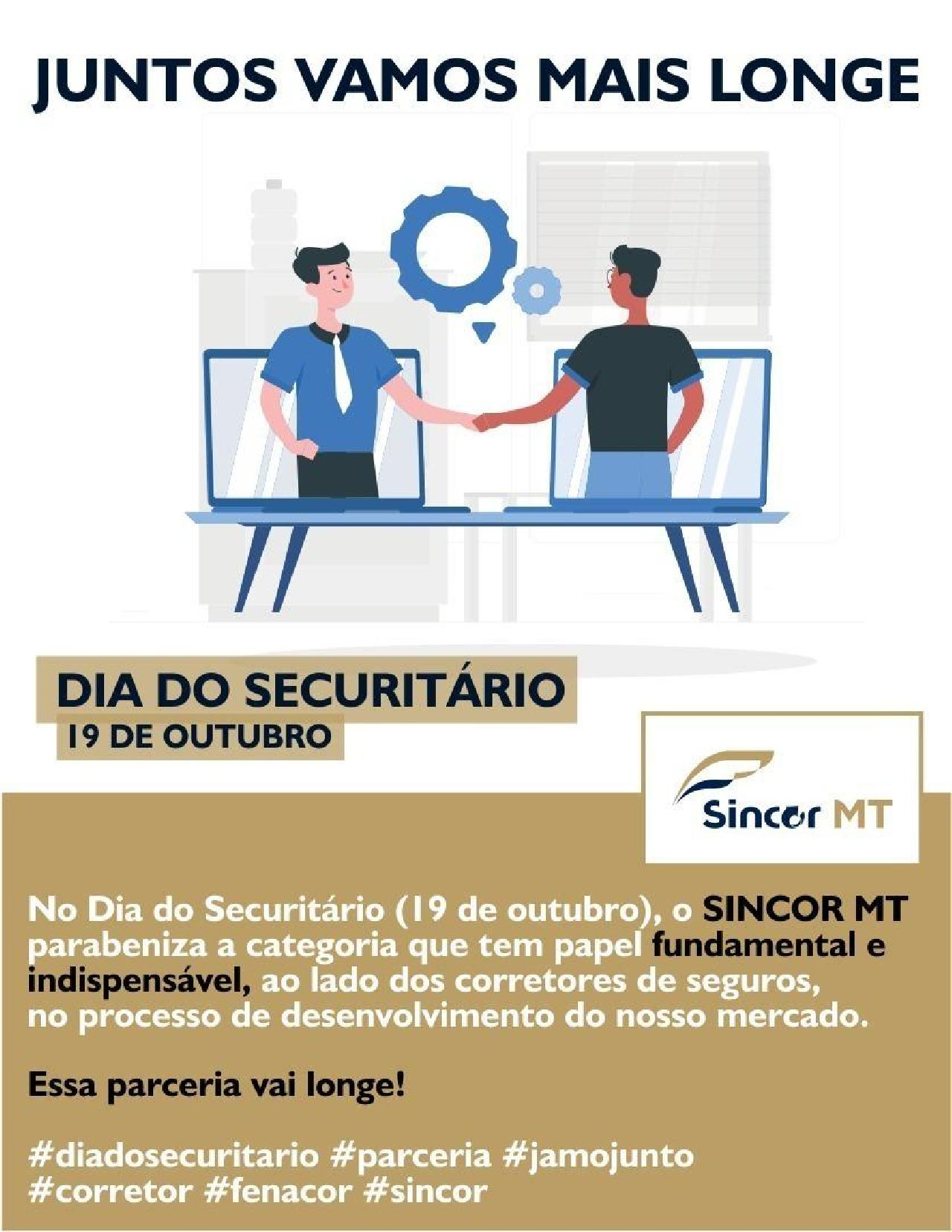19 de outubro, Dia do Securitário