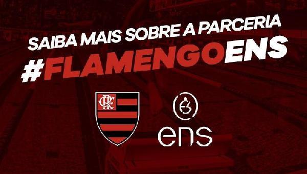 PARCERIA ENS E CLUBE DE REGATAS DO FLAMENGO