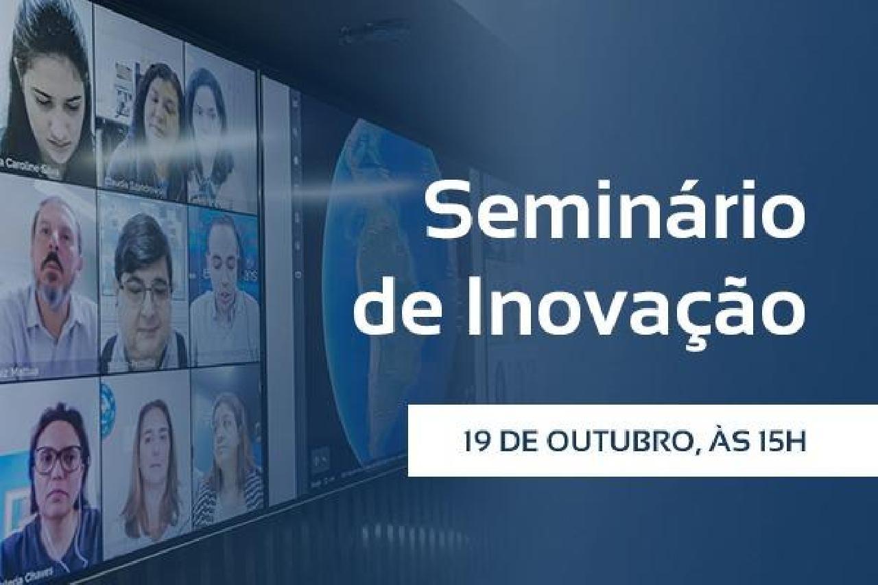 Seminário de Inovação da ENS! Participe gratuitamente.