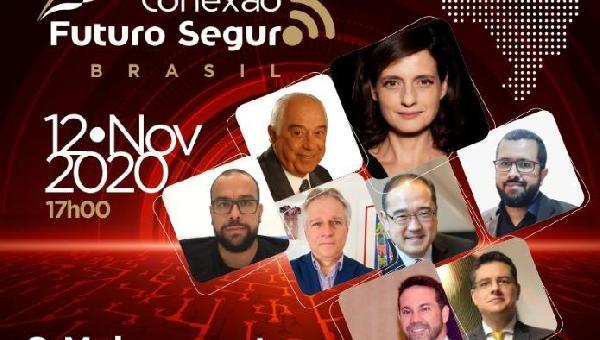 TUDO PRONTO PARA O CONEXÃO FUTURO SEGURO BRASIL